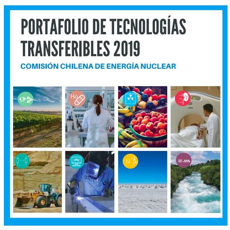 Portafolio de Tecnologías Transferibles 2019