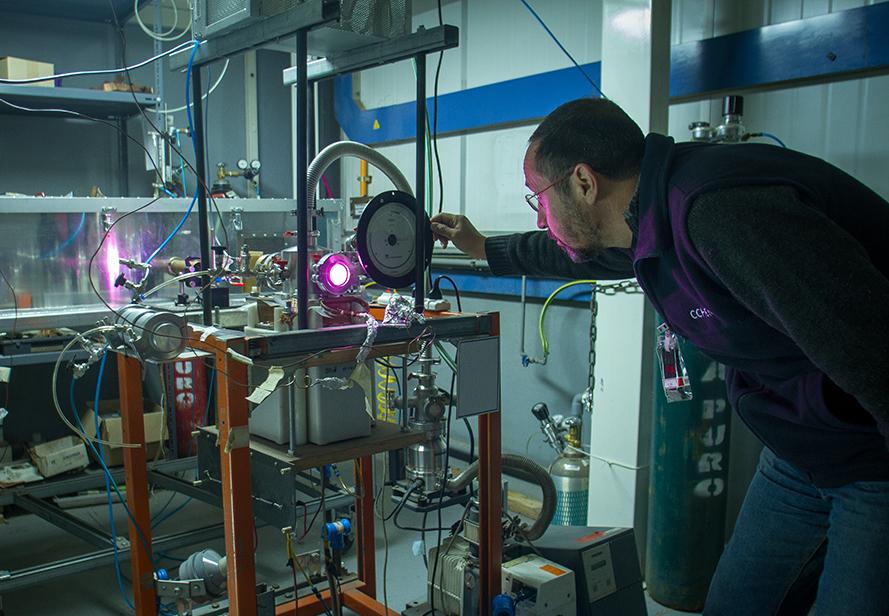Departamento de Ciencias Nucleares