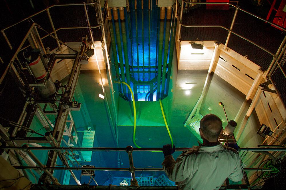 Departamento de Reactores de Investigación