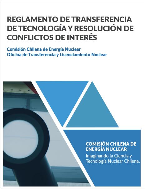 Reglamento de Transferencia de Tecnología y Resolución de Conflictos de Interés